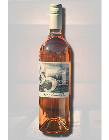 1851 Vineyards: 2019 Cinsault Rose